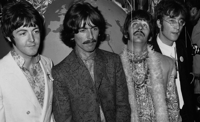 The Beatles in 1967
