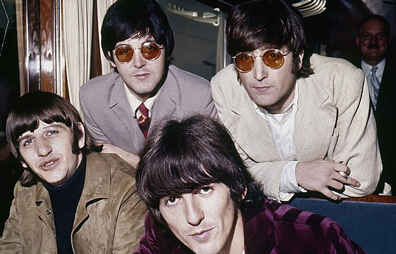 The Beatles in 1966