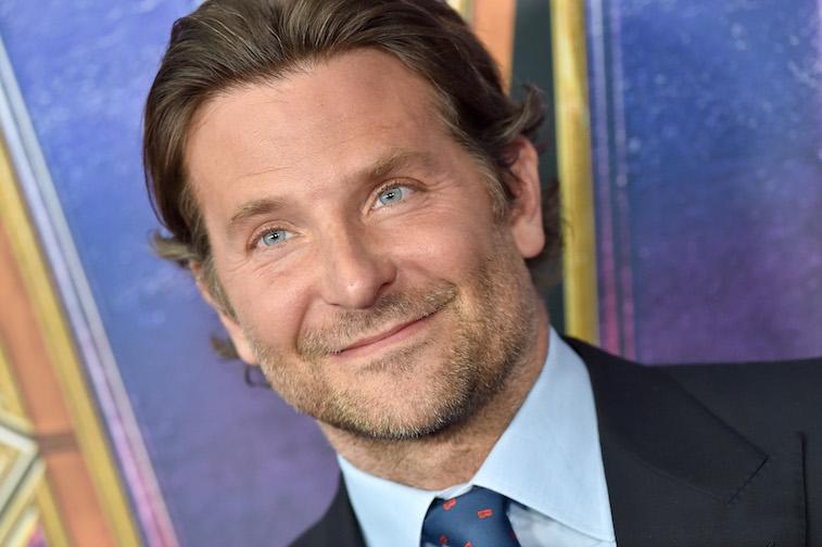 Bradley Cooper on the red carpet