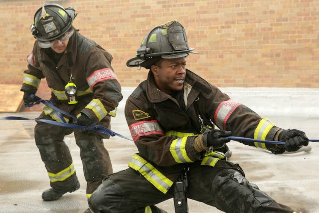 'Chicago Fire' Actor Tony Ferraris Was Originally Hired as an Extra