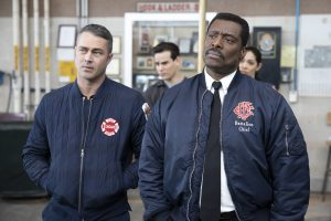 'Chicago Fire' Has an Active Chicago Firefighter in the Cast