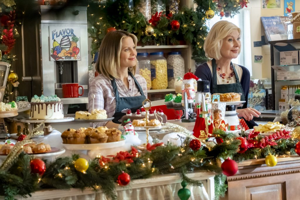 Candace Cameron Bure in Christmas Town