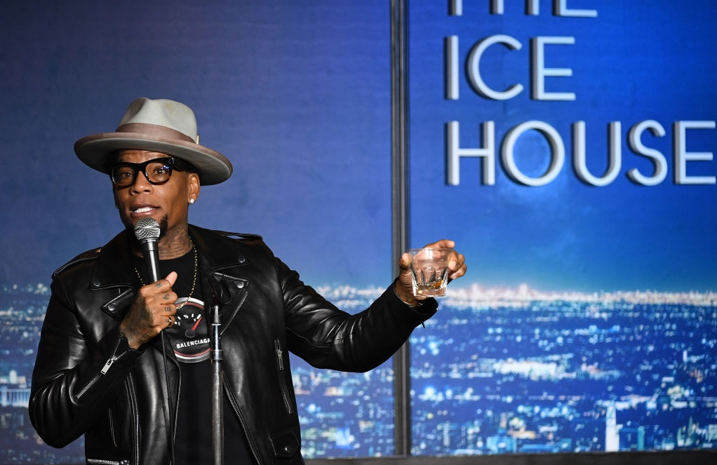 DL Hughley diagnosed with coronavirus after fainting on stage