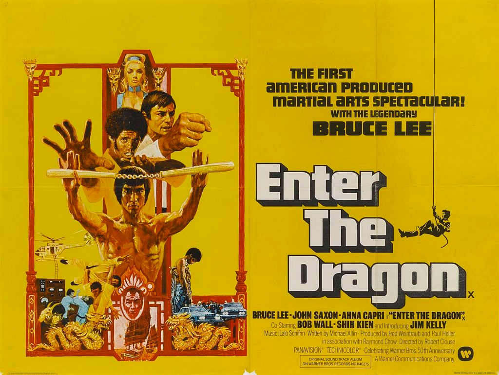 Bruce Lee's 'Enter the Dragon'