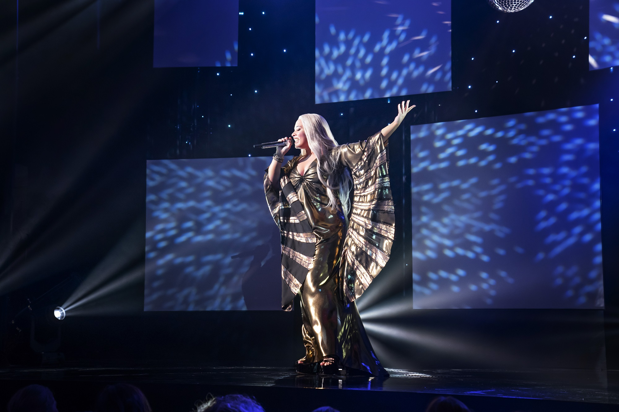 Demi Lovato in 'Eurovision Song Contest: The Story of Fire Saga'