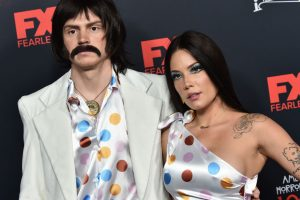 Did Halsey Just Confirm Why She and Evan Peters Broke Up? She Liked a Tweet Condemning Him