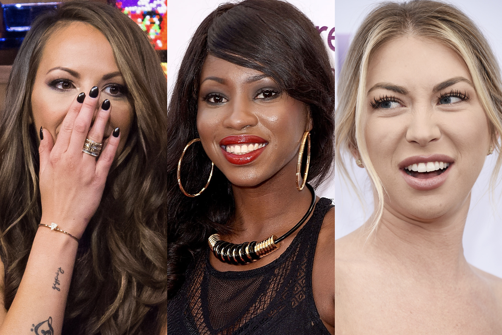 Kristen Doute, Faith Stowers, and Stassi Schroeder