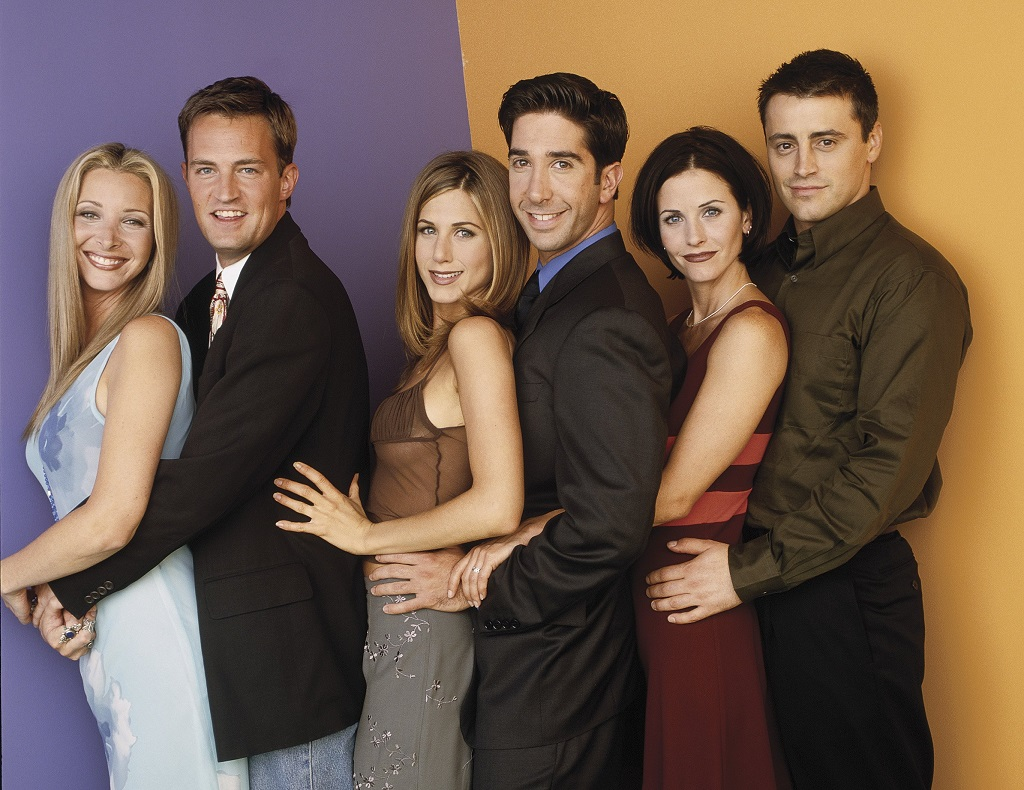 'Friends' Is On HBO Max In the US But On Netflix In These Countries - Showbiz Cheat Sheet thumbnail