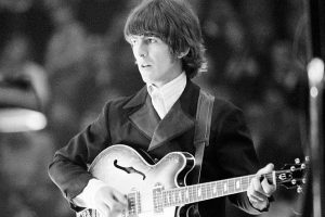 George Harrison Wrote the Beatles Song With the Most Streams in History