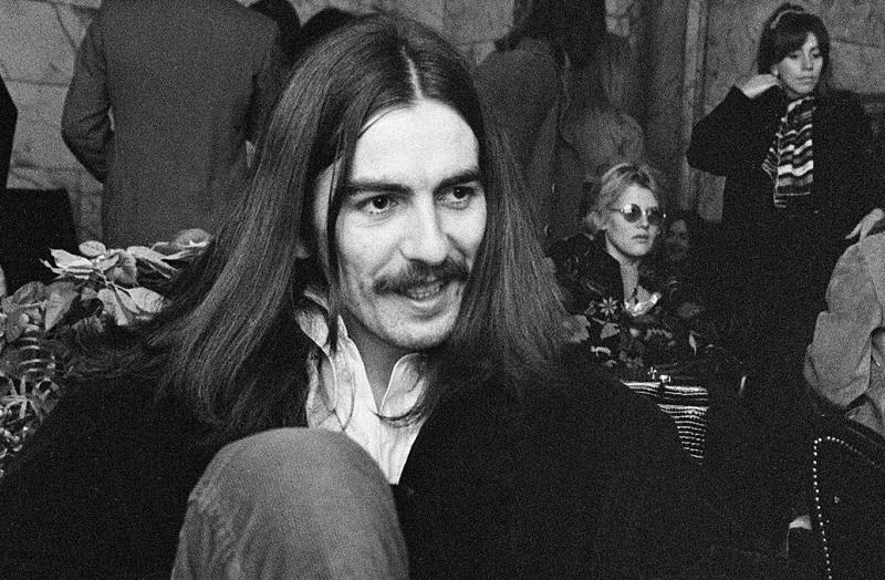 George Harrison in December 1969