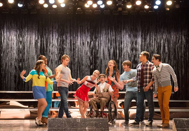 How 'Glee' Predicted the Future For 2 of Its 'Super' Stars