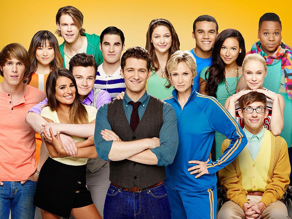 'Glee' Season 5 cast
