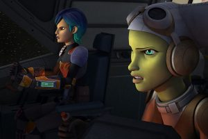 Fans Found a 'Star Wars Rebels' Fave in The New 'Star Wars: Squadrons' Game Trailer