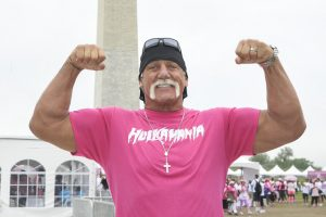 Hulk Hogan Once Opened a Hooters-Style Restaurant