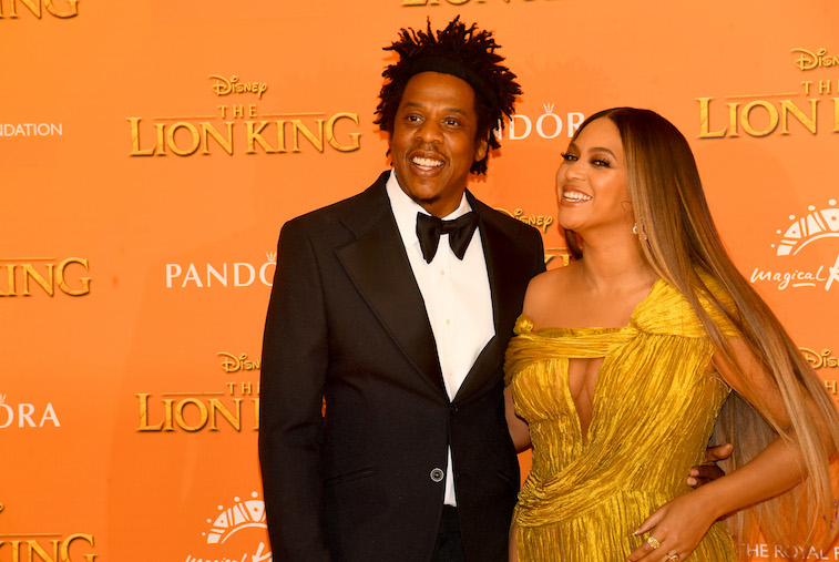 Jay Z and Beyonce Knowles-Carter