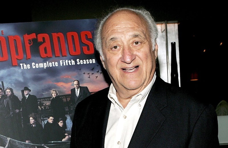 Jerry Adler at a 'Sopranos' DVD launch party