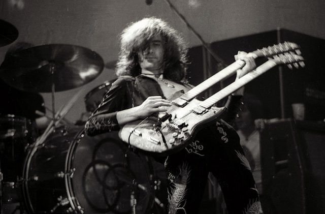 Why Led Zeppelin's 'All My Love' Didn't Sit Right With Jimmy Page
