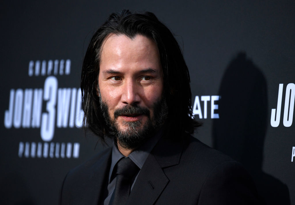 """Keanu Reeves attends the special screening of Lionsgate's """"John Wick: Chapter 3 - Parabellum"""""""