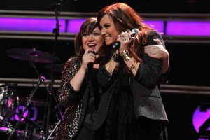 Demi Lovato Calls Kelly Clarkson Her 'Idol': How Did They Meet?