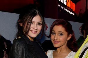 How Ariana Grande Beat Out Her Friend Kylie Jenner's Ex Travis Scott On the Charts