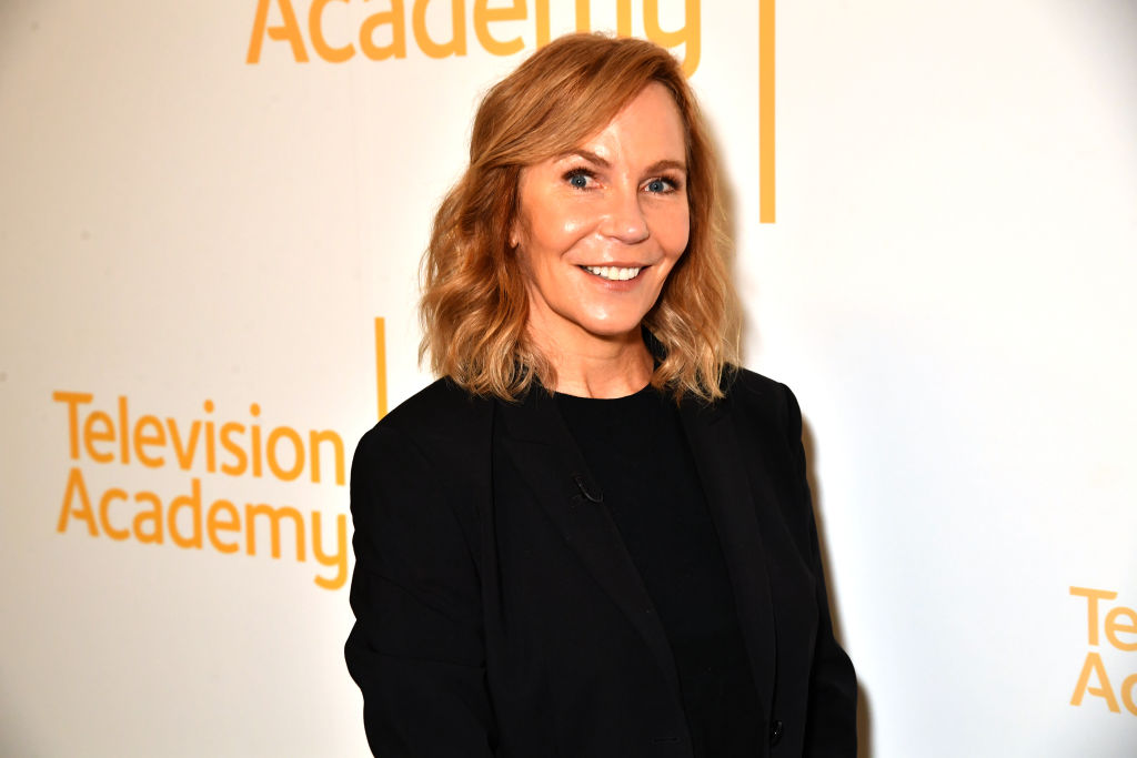 Marti Noxon at the HBO Sharp Objects FYC at the Wolf Theater at Saban Media Center Television Academy on June 3, 2019  in Los Angeles, CA.