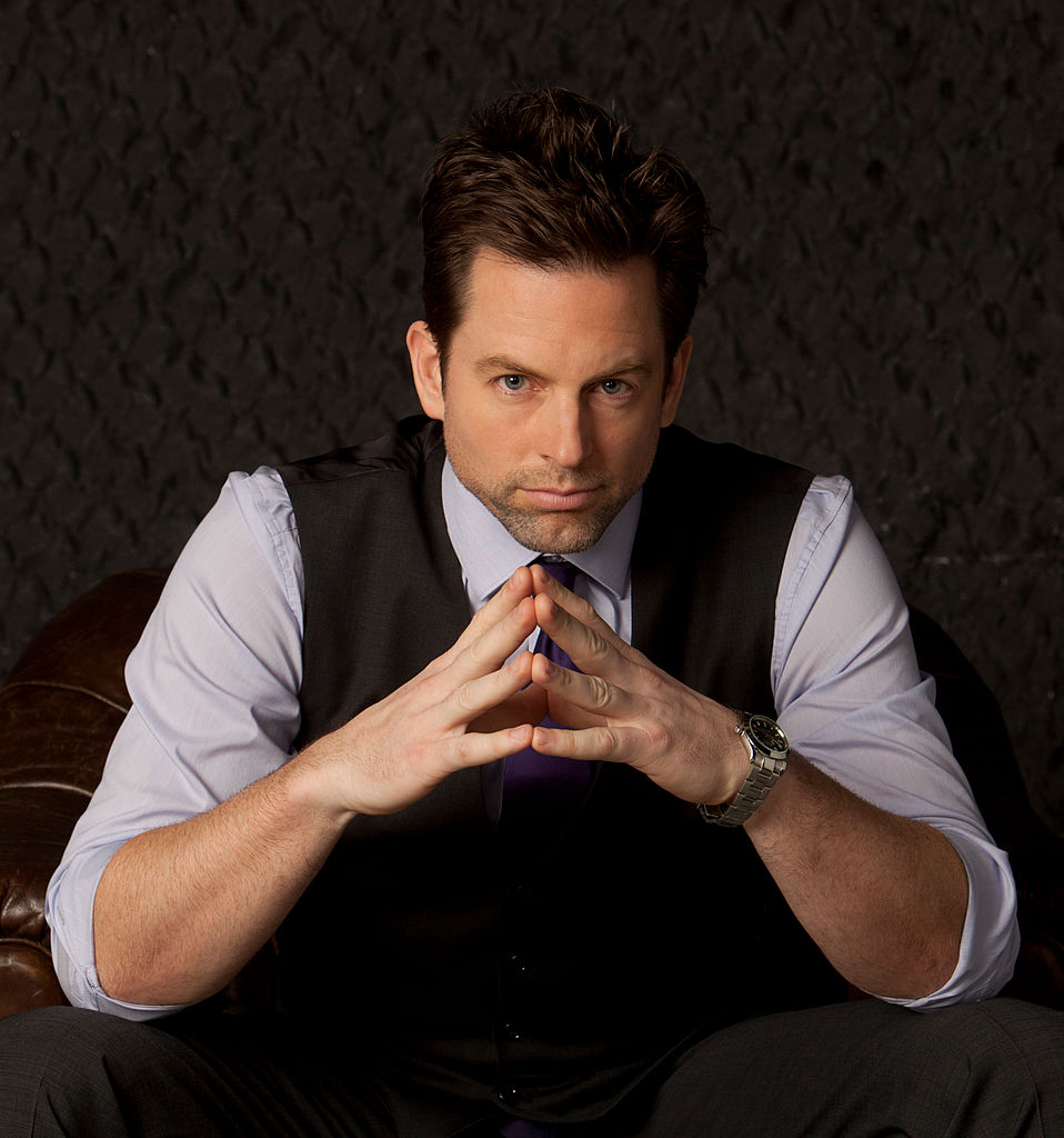 Michael Muhney in 2013