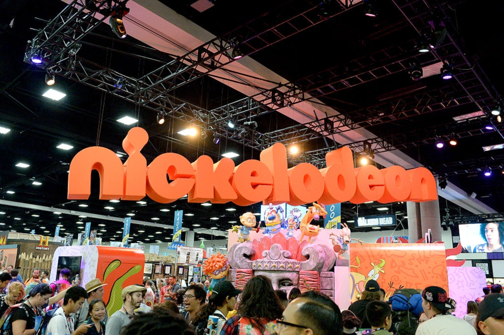Nickelodeon display