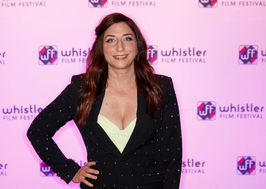 Chelsea Peretti of Brooklyn Nine-Nine