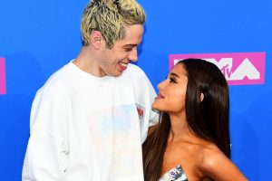 Ariana Grande and Pete Davidson Got Engaged 2 Years Ago: Their Instagram Relationship Timeline