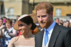 Were Prince Harry and Meghan Markle Kicked Out of Prince Charles' Birthday Garden Party? Lip Reader Reveals What Really Happened