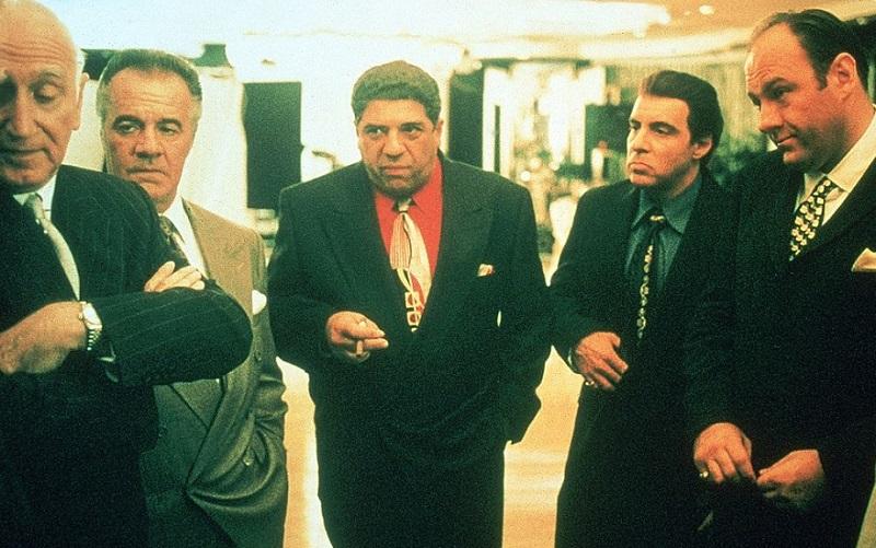 'Sopranos' cast members
