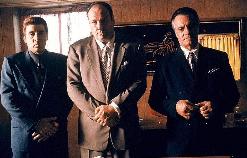 'Sopranos' lead actors