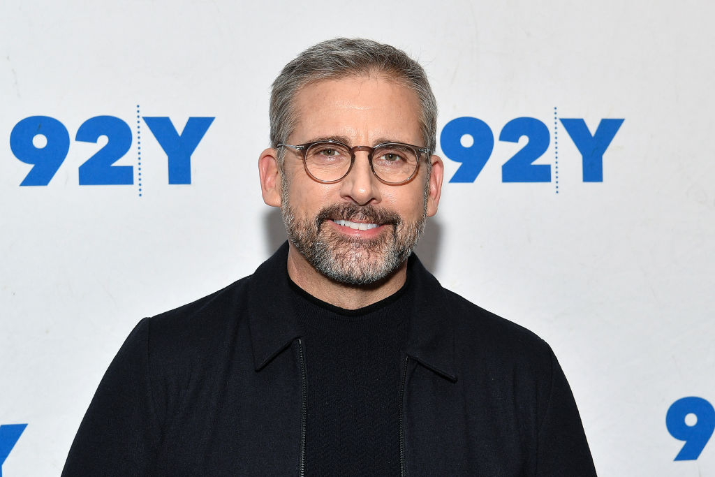 Steve Carell of Space Force