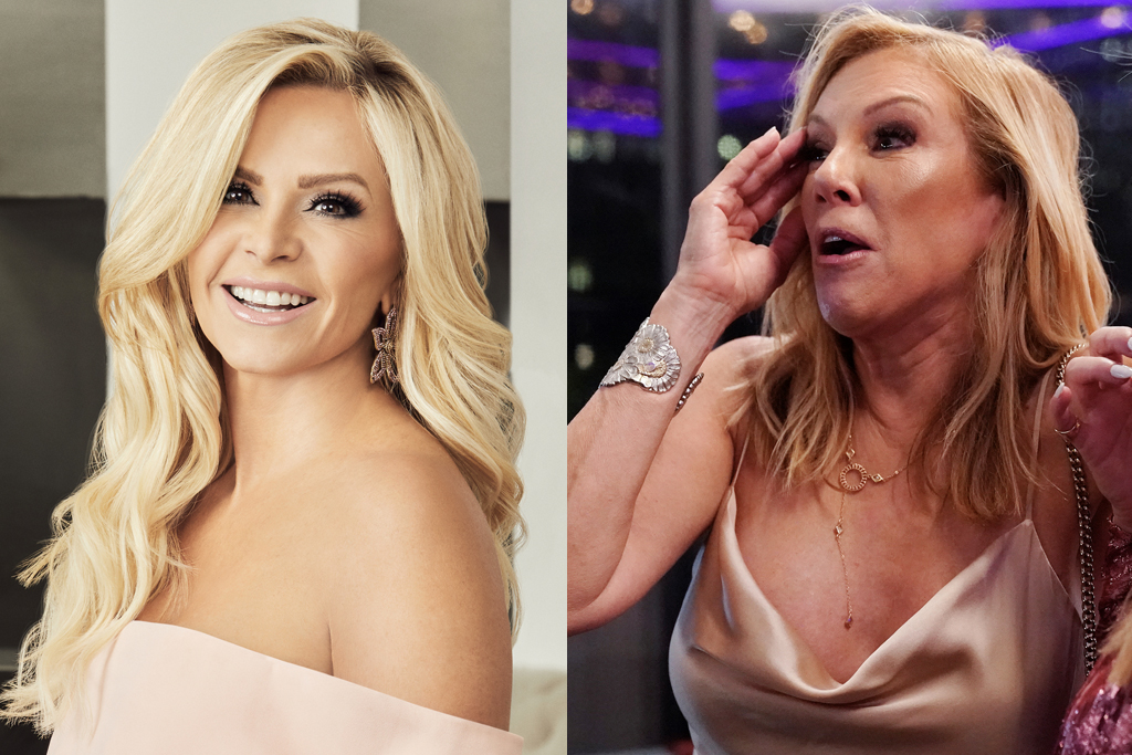 Tamra Judge from 'RHOC' and Ramona Singer from 'RHONY'