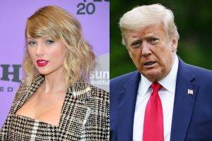Taylor Swift vs. Donald Trump: Every Time the Singer Has Pushed Back Against the President