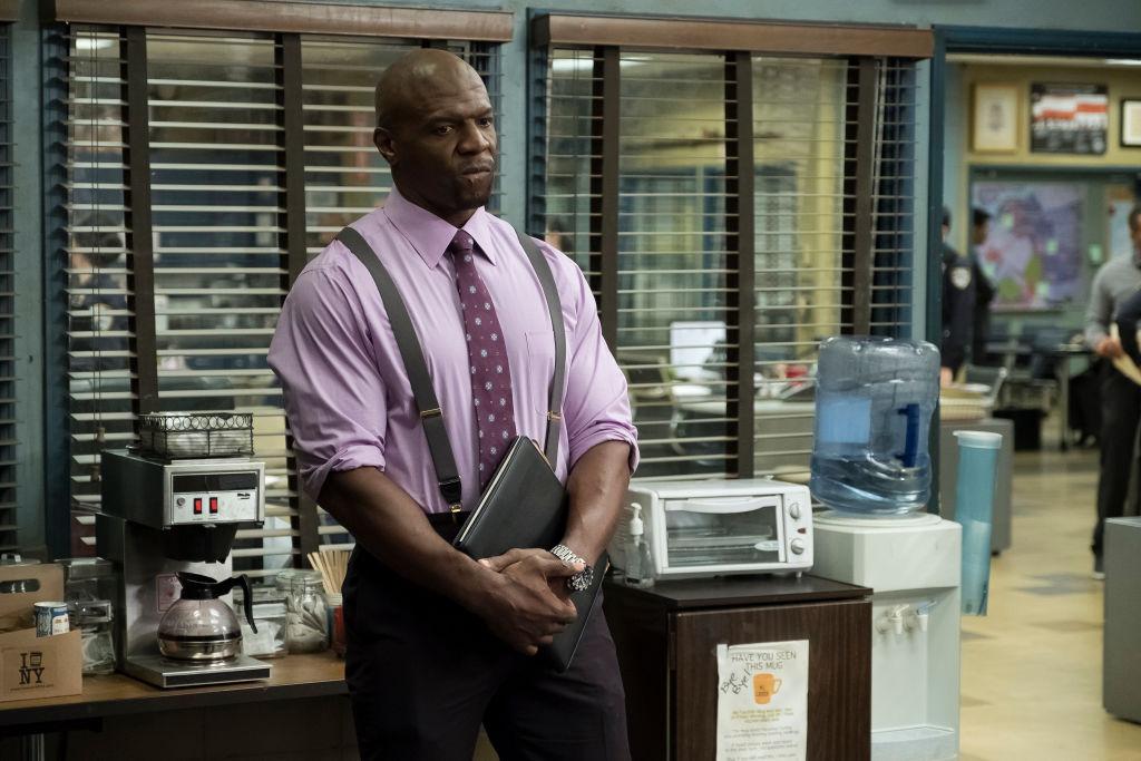 Terry Crews as Terry Jeffords in 'Brooklyn Nine-Nine'