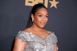 Why Tiffany Haddish Wants to Play a Historical Figure