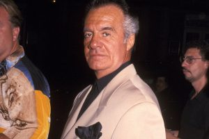 Why 'Sopranos' Star Tony Sirico Would Scoff at Writers Trying to Revise His Lines