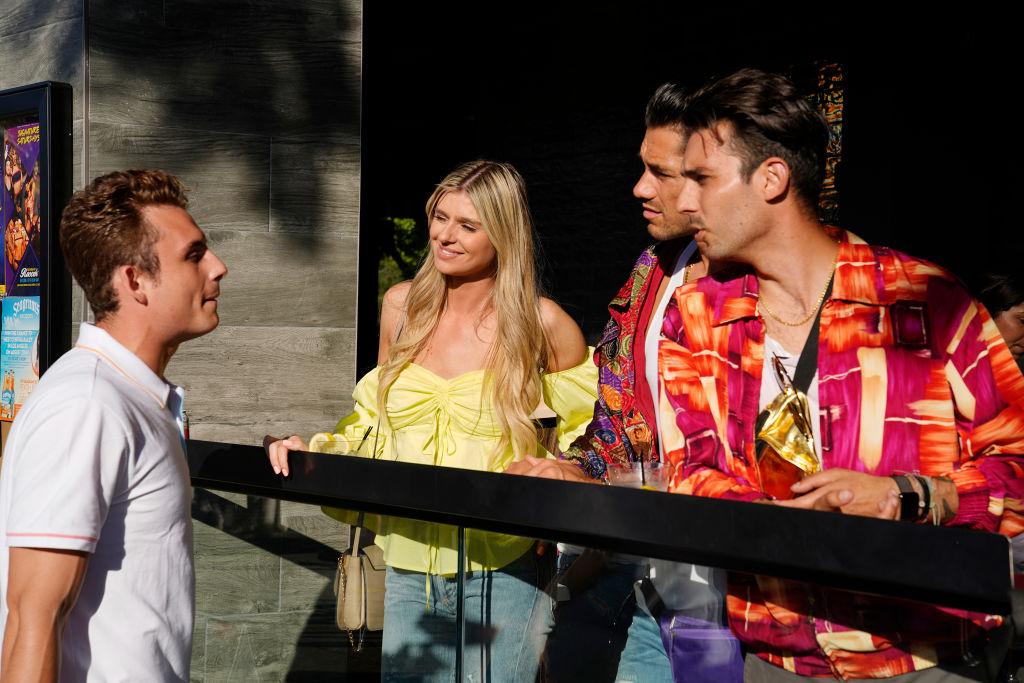 James Kennedy, Raquel Leviss, Brett Caprioni, Max Boyens from 'Vanderpump Rules'