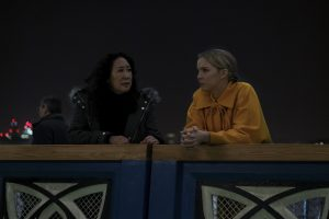 The Stars of 'Killing Eve' Don't Think There Can Be a Happy Ending; Maybe That's The Point