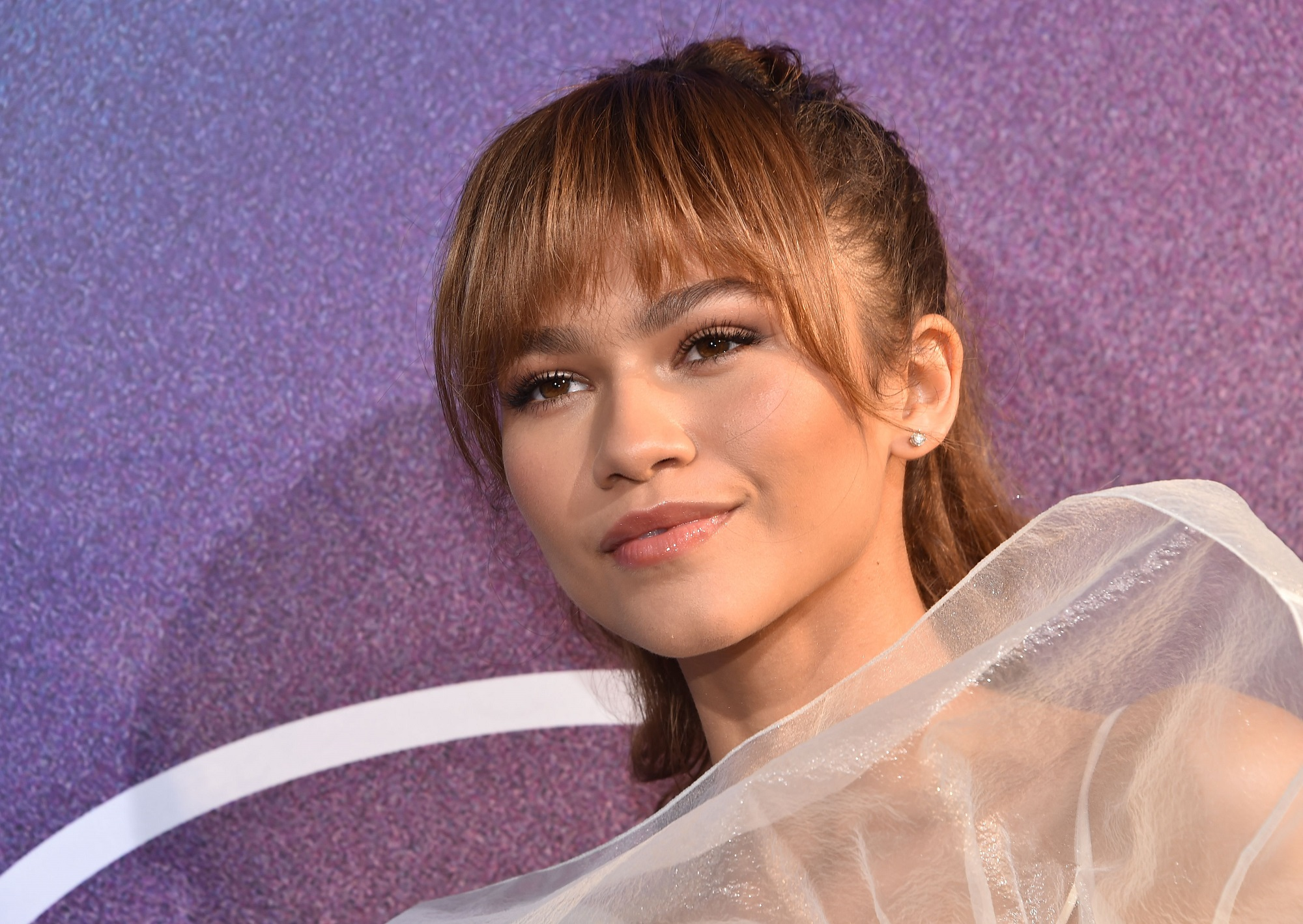 Zendaya attends the Los Angeles premiere of the HBO series 'Euphoria' at the Cinerama Dome Theatre in Hollywood on June 4, 2019.