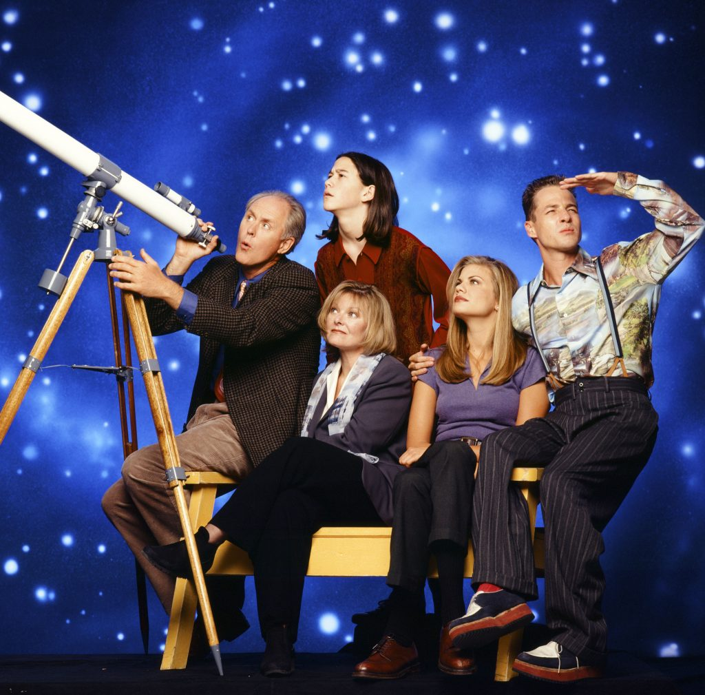 '3rd Rock from the Sun'