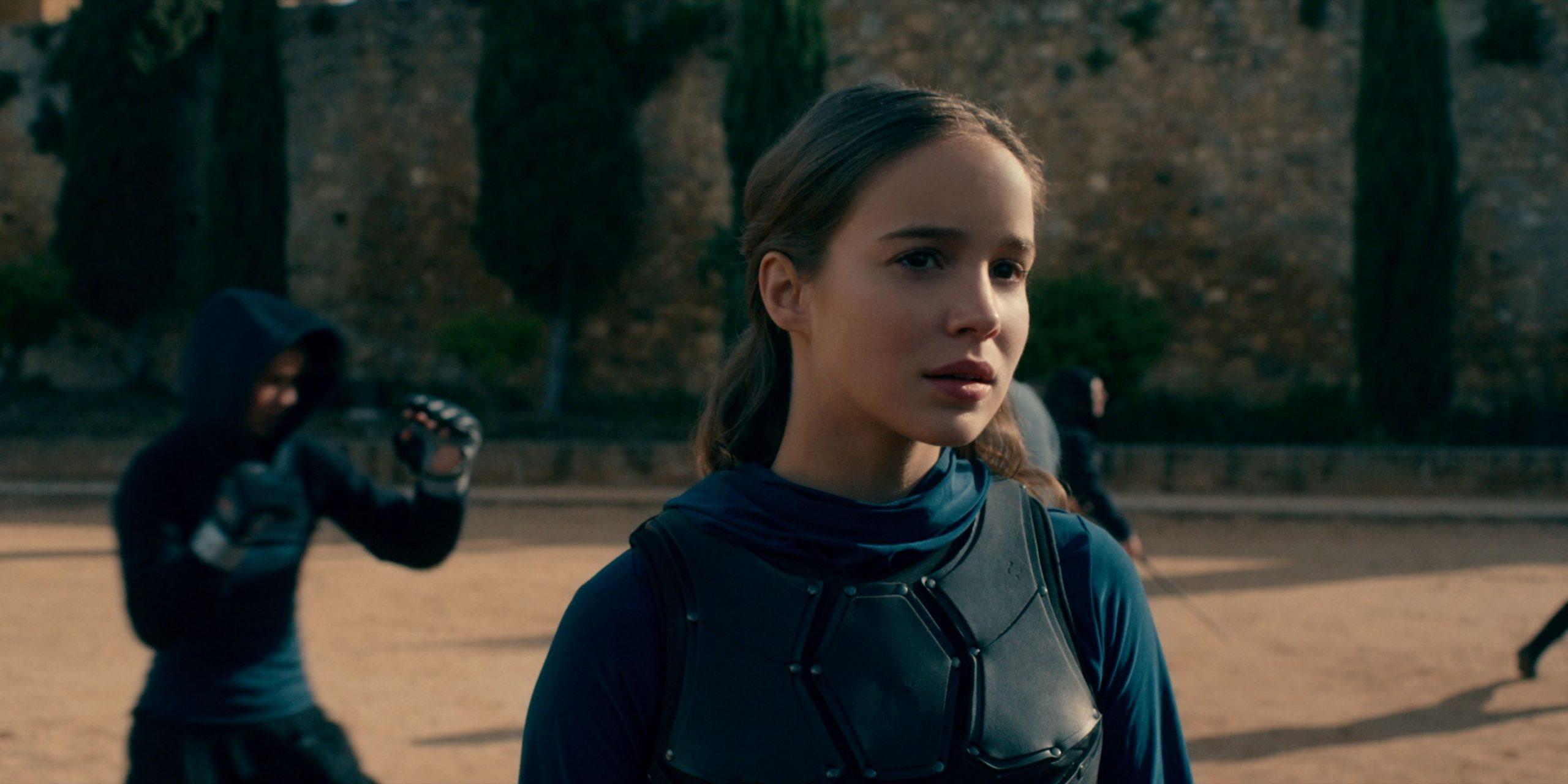 Alba Baptista in 'Warrior Nun'