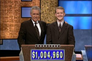 'Jeopardy!': Ken Jennings Says Reason Contestants Can't 'Hang Out' With Alex Trebek Is 'Not Because He's Snooty'