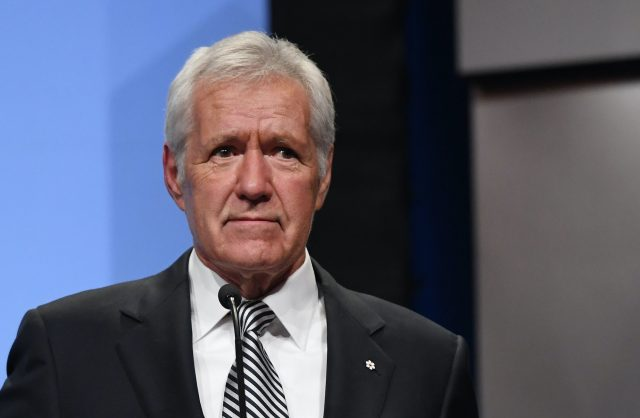'Jeopardy' Host Alex Trebek Opens Up About 24-Year Age Gap With Wife Jean