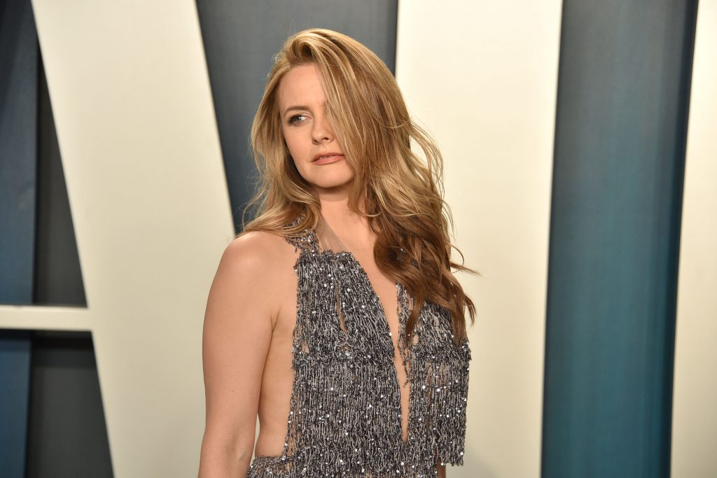 Alicia Silverstone star of The Baby-Sitters Club on Netflix