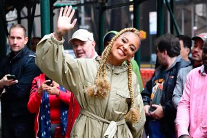 Amanda Seales Shuts Down Rumors That She Didn't Get Along With Her 'The Real' Co-Hosts