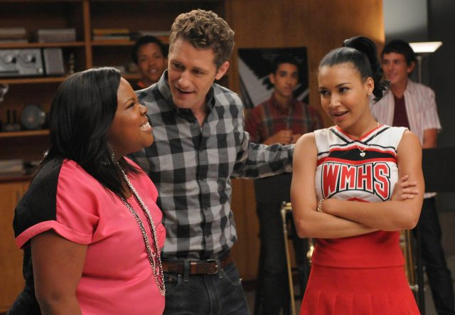 Naya Rivera Loved Wearing the 'Glee' Cheerleading Uniform: 'I Was Stoked'
