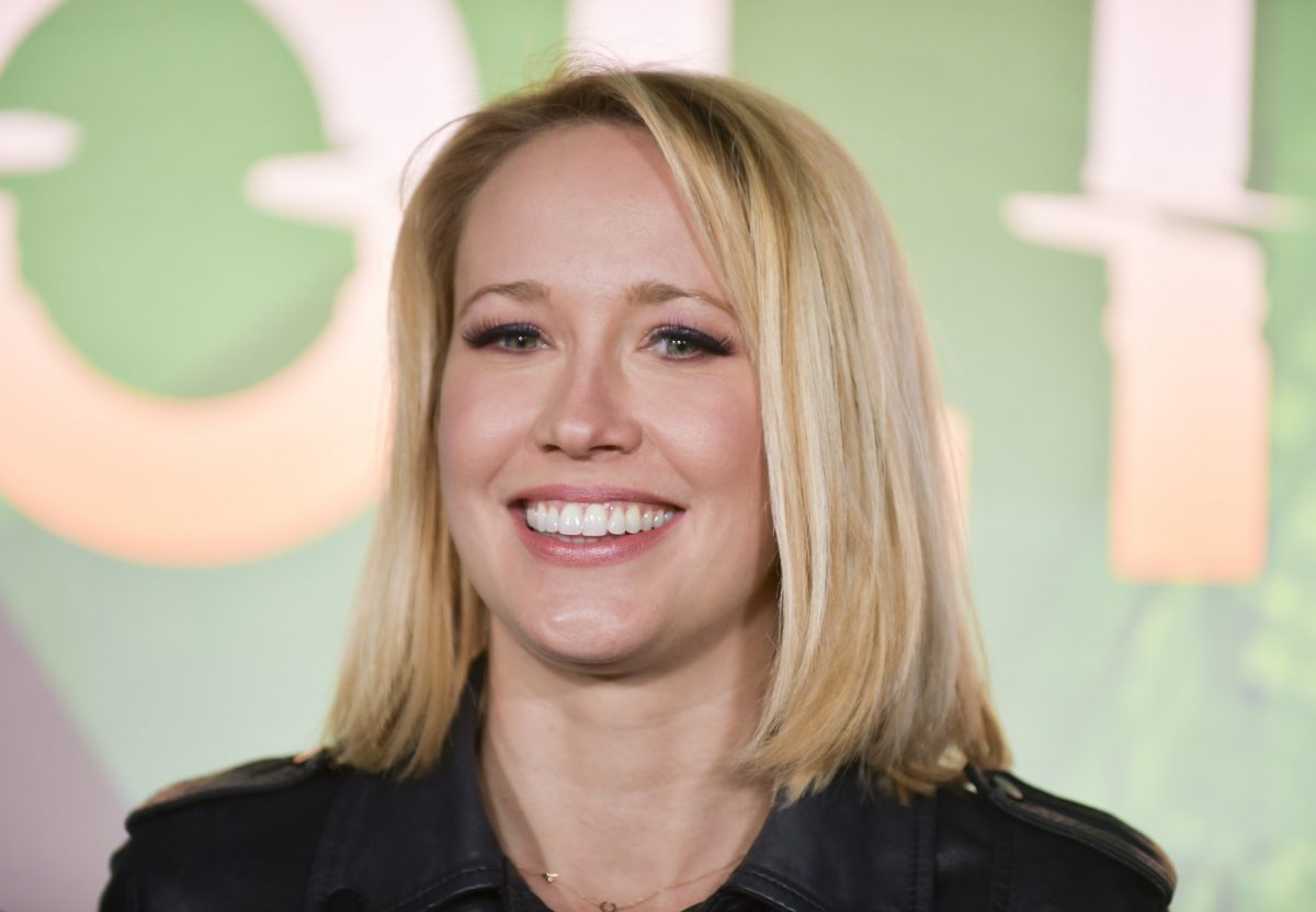 'I'M LUCKY': Anna Camp recovering from COVID-19 battle, regrets not wearing mask