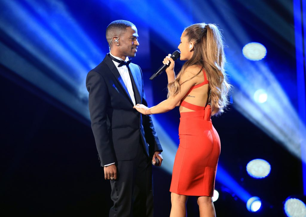 Big Sean and Ariana Grande | Christopher Polk/WireImage